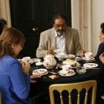 Commonwealth Tea Party at the National Maritime Museum 15