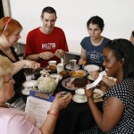 Commonwealth Tea Party at the National Maritime Museum 6