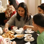 Commonwealth Tea Party at the National Maritime Museum 7
