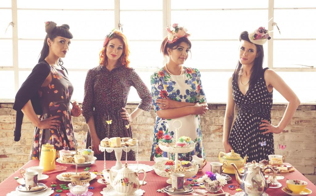 Sadia S Vintage Tea Party 1