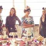Sadia's Vintage Tea Party 1