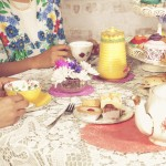 Sadia's Vintage Tea Party 8