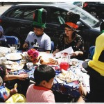 Barkingside High Street Mad Hatter's Tea Party 16