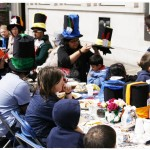 Barkingside High Street Mad Hatter's Tea Party 5