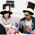 Barkingside High Street Mad Hatter's Tea Party 12