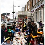 Barkingside High Street Mad Hatter's Tea Party 14