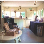 The Tregothnan tea shop