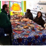 Sadia's Tottenham Tea Party 08
