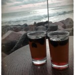 Mint tea in Hammamet