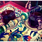Mint tea in Yasmine Hammamet 3