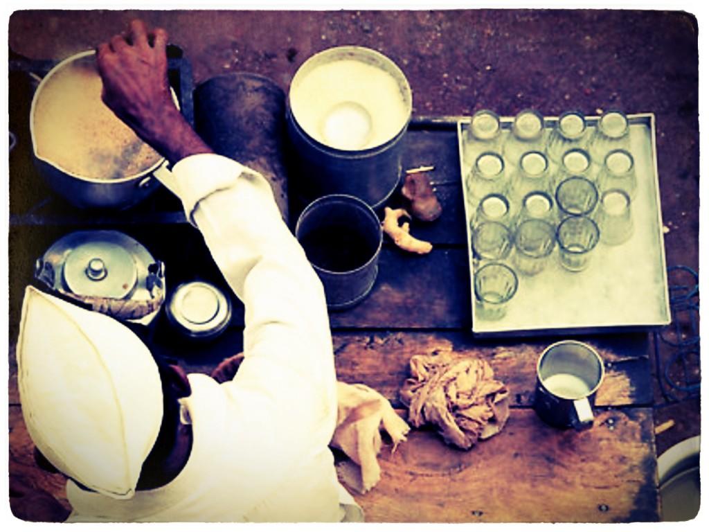 Masala Chai in India