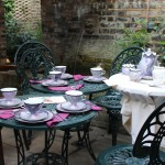 Victorian Tea Party at the Charles Dickens Museum 1