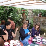 Victorian Tea Party at the Charles Dickens Museum 8