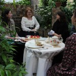 Victorian Tea Party at the Charles Dickens Museum 11