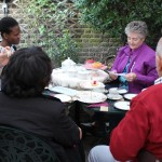 Victorian Tea Party at the Charles Dickens Museum 12