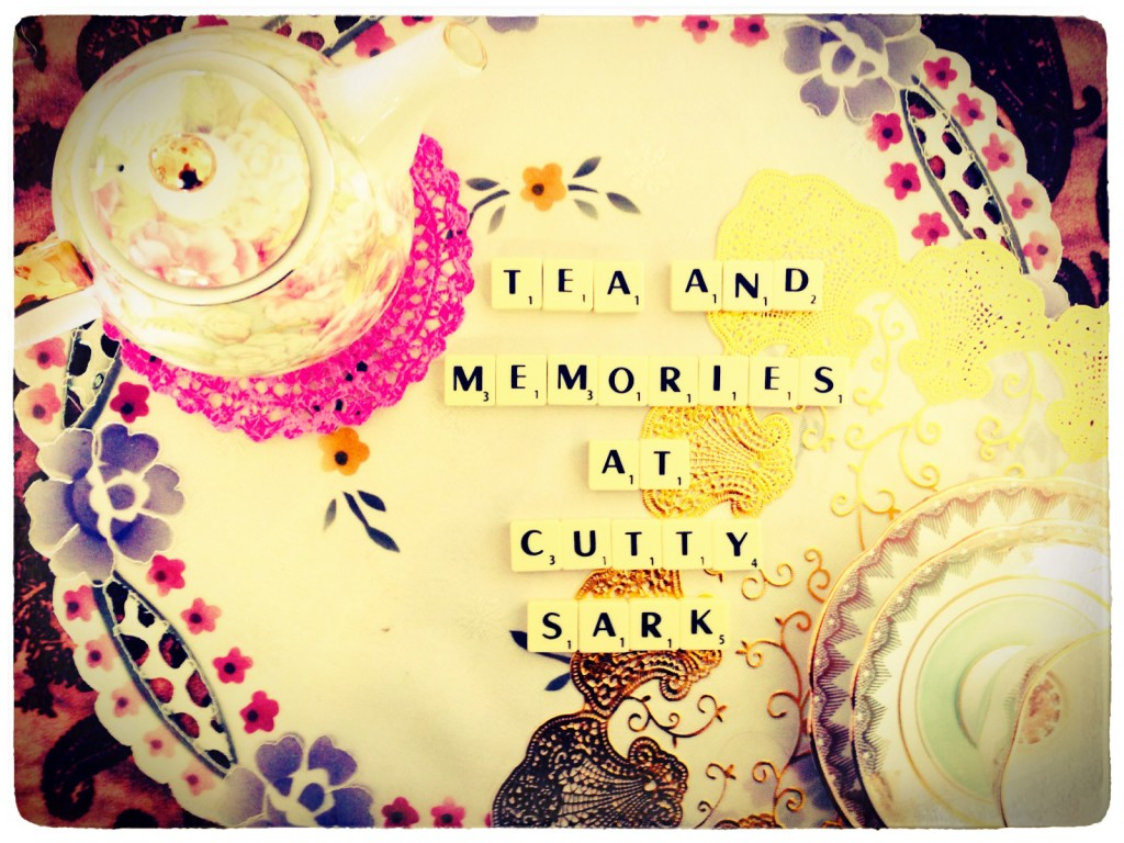 Tea & Memories at Cutty Sark