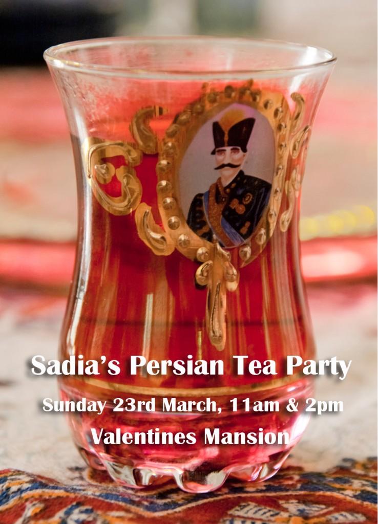 Sadia's Persian Tea Party